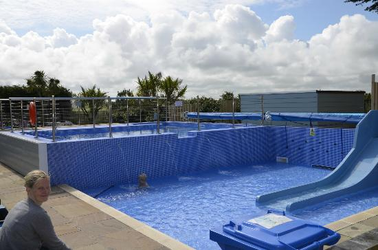 Pool View Room Picture Of Sands Resort Hotel Spa Newquay Tripadvisor