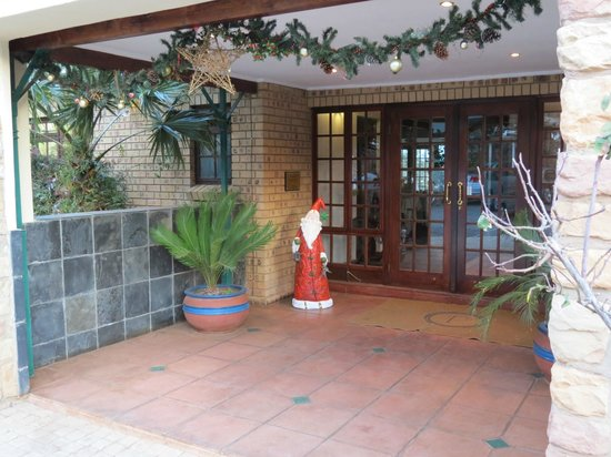 The Highlander Country Retreat & Spa: Entrance