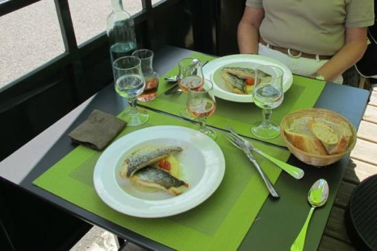 La Bastide des Oliviers : Every meal is a surprise and so perfect