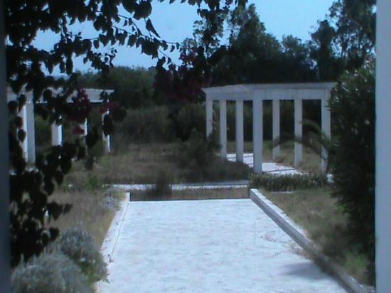 Prima Life Imperial Park : La foret et les vestiges romains