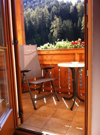 Hotel Pardeller: balcone