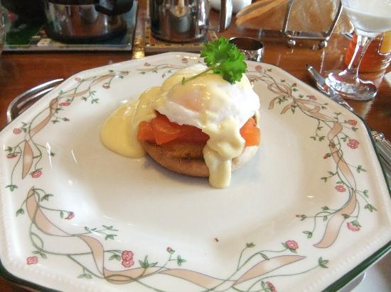 Cuidhe Leathain: Breakfast