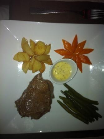 Restaurant d'Orient et d'Ailleurs: de lekkerste wortels ooit!!!