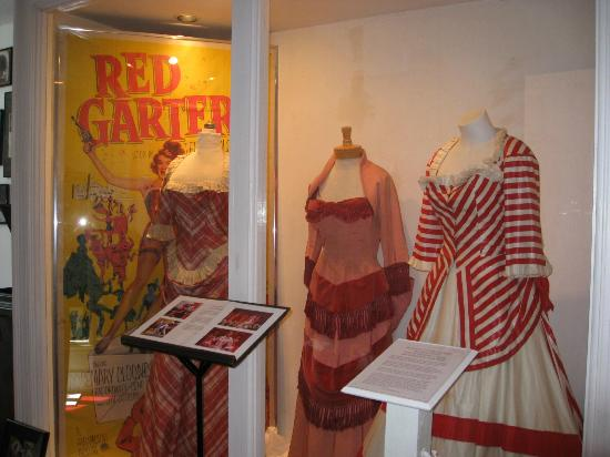 Rosemary Clooney House: One of the exhibits in Rosemary Clooney's House