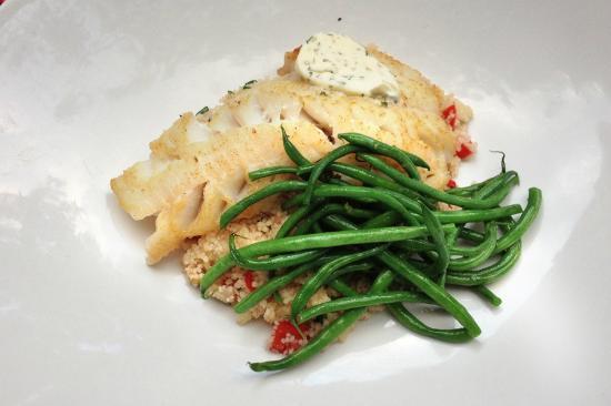 Chez Piggy Restaurant & Bar : Chez Piggy Fish Special