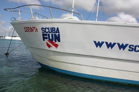 Ryanna Sun: notre bateau