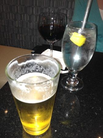 Residence Inn Charlotte Uptown: After We Arrived Here At 10PM, We Needed A Drink!