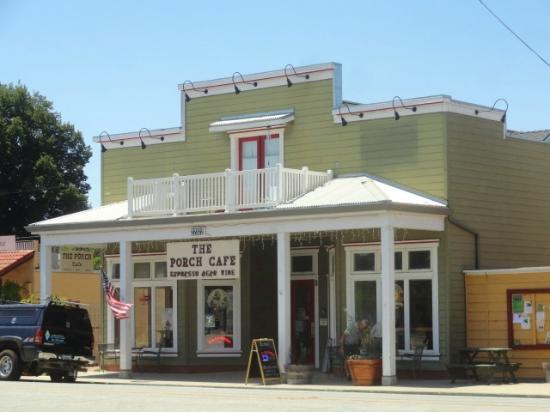 The Porch Cafe: So cute!