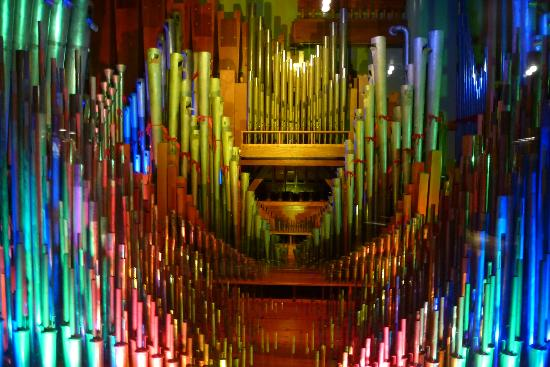The Nethercutt Collection: Wurlitzer Organ Pipework