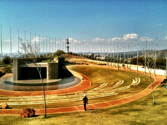 Freedom Park: S'khumbuto Amphitheatre