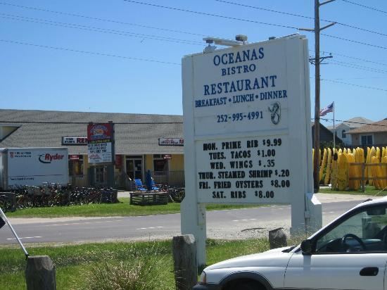 Best Seafood Restaurants In Avon Nc