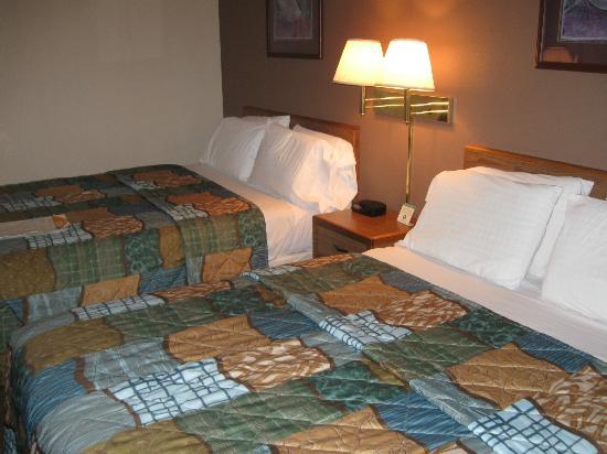 Americas Best Value Inn Torrington: It was comfy, beds were good