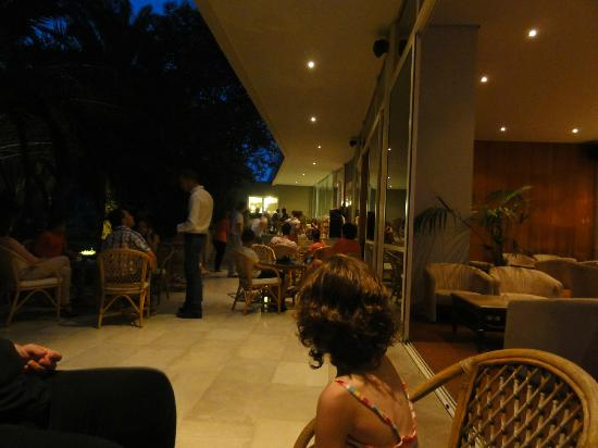 Hotel King Saron : Bar