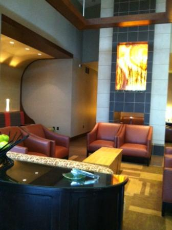 Hyatt Place Chesapeake/Greenbrier: Lobby
