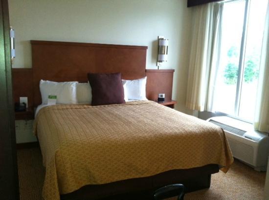 هياة بالاس تشيسابيك: Bedroom