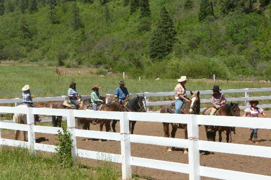 Colorado Trails Ranch: Corral capers - fun for all
