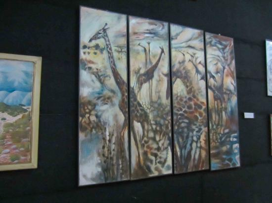 Fine art at Kenya's National Archives