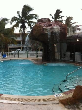 Coconut Cove Resort and Marina: the beautiful pool