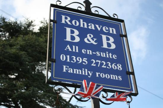 Rohaven Guest House: Rohaven