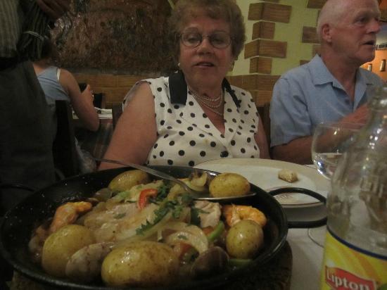 Restaurante Centenario: Tuna Algarve