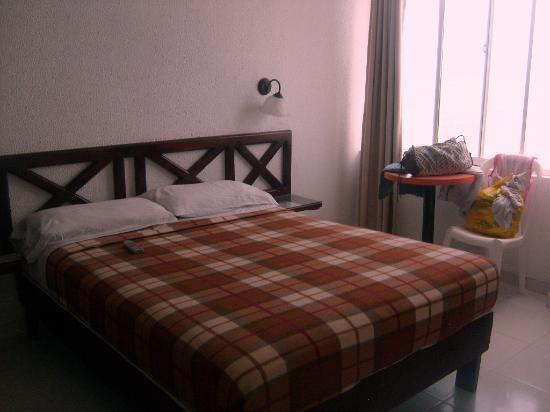 Hotel Calypso: habitacion de mi hermana y su esposo