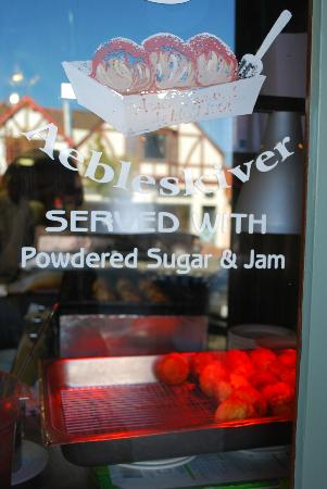 Solvang Restaurant : If you like donuts, you'll love this.