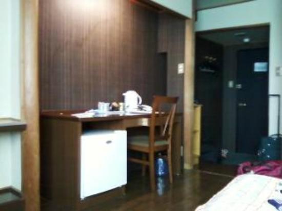 Hotel Asyl Nara Annex: デスク