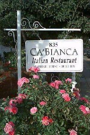 Ca'Bianca Restaurant