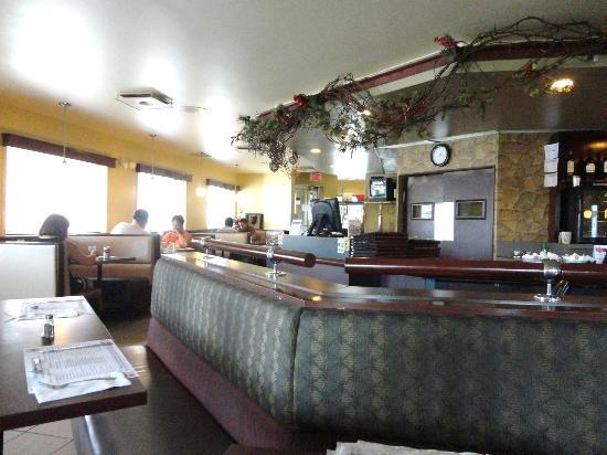 Princeville, Canada : Une des salles à l'entrée