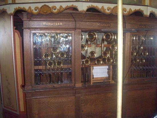 Kit Carson County Carousel: Organ 