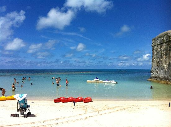 Snorkel Park Beach View At 3 30 Pm