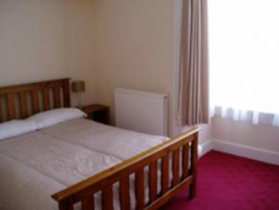 Waverley Park Lodge: Double Bedroom