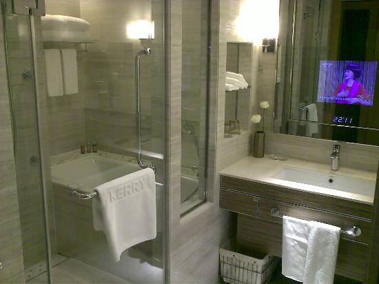Kerry Hotel Beijing: bath