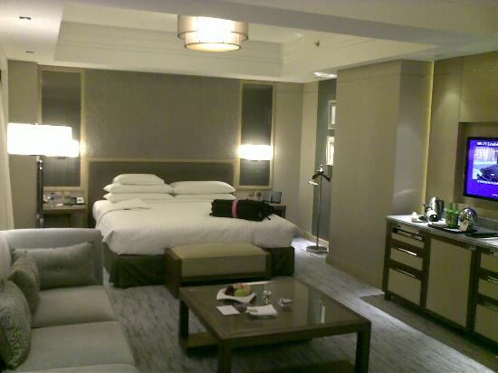 Kerry Hotel Beijing: large room