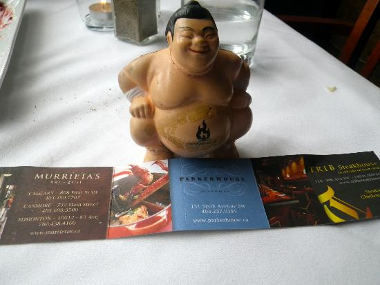 Murrieta's Restaurant: Sumo Bill approved