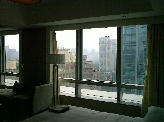 Kerry Hotel Beijing: view