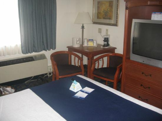 BEST WESTERN Antelope Inn & Suites: Room