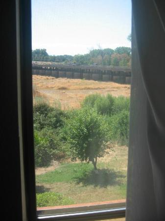 Best Western Antelope Inn: View from Window