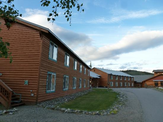 Denali Park Village: lodges at McKinley