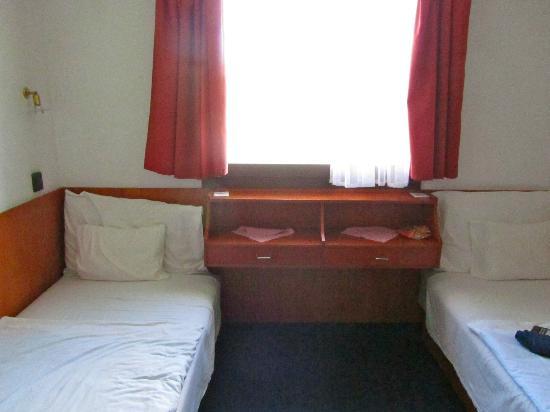 โรงแรมโบเทลลิซา: Twin Room
