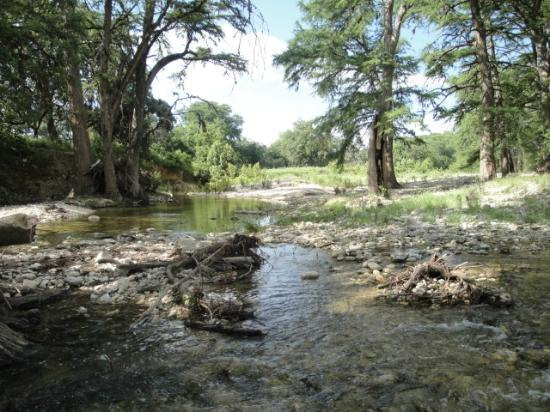 Frio River at Cypress Frio Waters