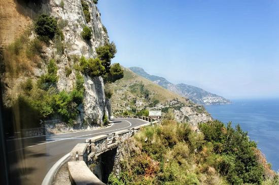 Coast Road : The Amalfi Coast