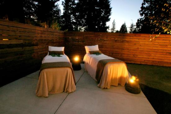 The Spa at Mt Hood