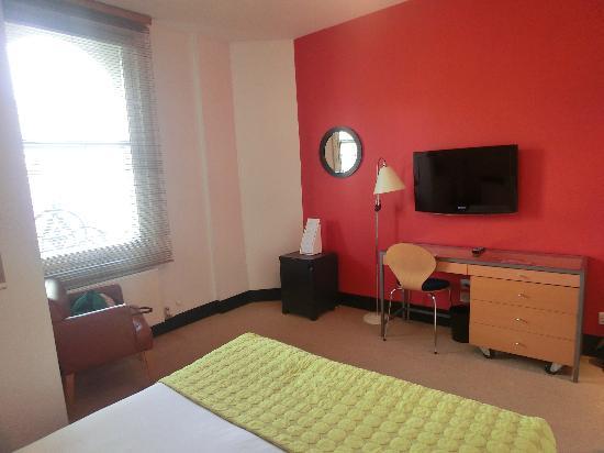 My Bloomsbury: Bien equipadas las habitaciones