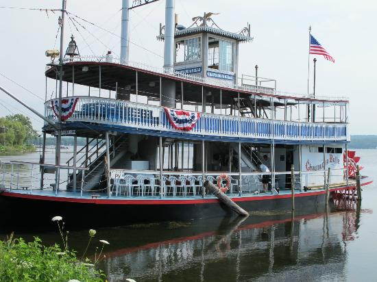Chautauqua Belle Steamboat