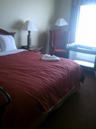 Country Inn & Suites By Carlson, Duluth North : King room