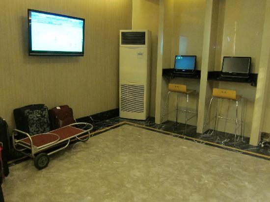 Grand Sakura Hotel: internet use