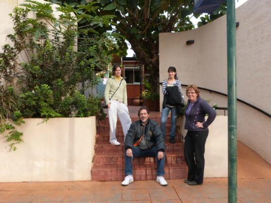 Residencial Noelia Hostel: entrada