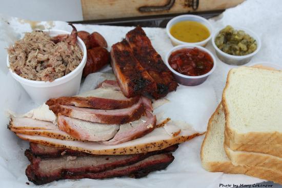 Serious Texas Bar-B-Q (South Durango): The Big Six