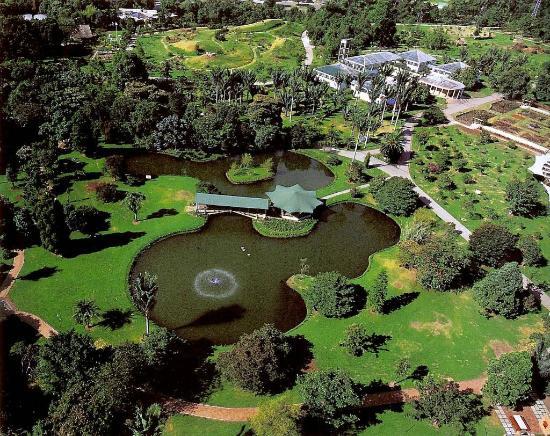 Jardín Botánico de Bogotá Jose Celestino Mutis: Jardin Botanico